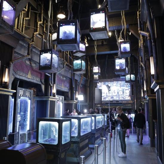 Inside Disneyland's Guardians of the Galaxy