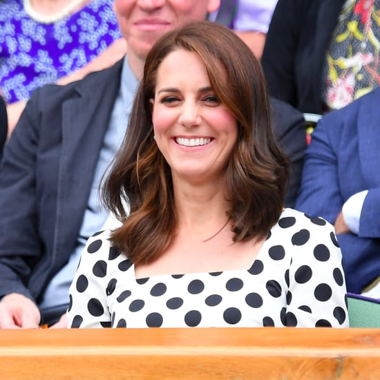 Kate Middleton at Wimbledon July 2017