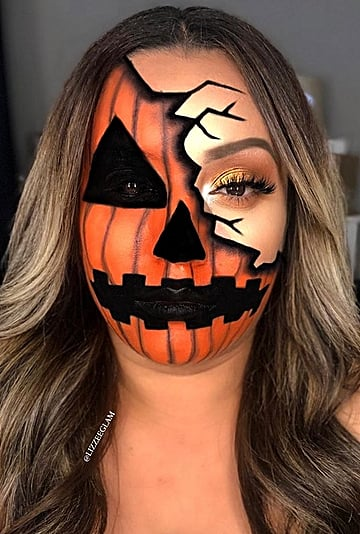 Halloween Makeup Ideas That You Can Do With a Face Mask