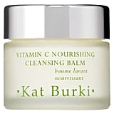 Kat Burki Vitamin C Nourishing Cleansing Balm ($95)