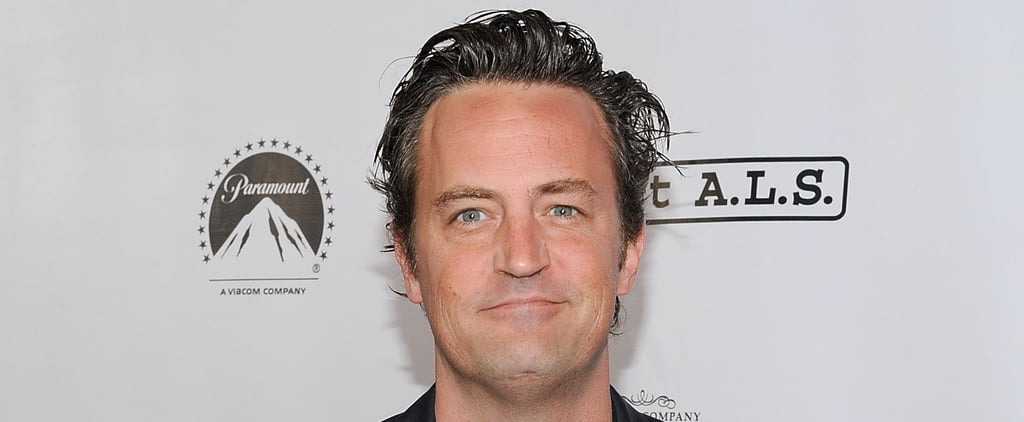 Matthew Perry and Molly Hurwitz Are Engaged