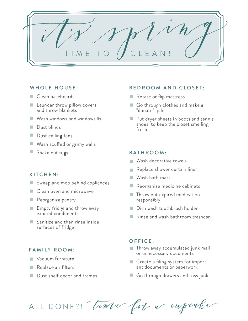 Download this weekly cleaning schedule for personal use only thank - Download This Weekly Cleaning Schedule For Personal Use Only Thank 36