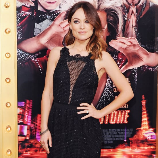 Olivia Wilde Promotes Incredible Burt Wonderstone Movie