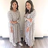Angelica and Tara Wearing the Polka-Dot Zara Dress