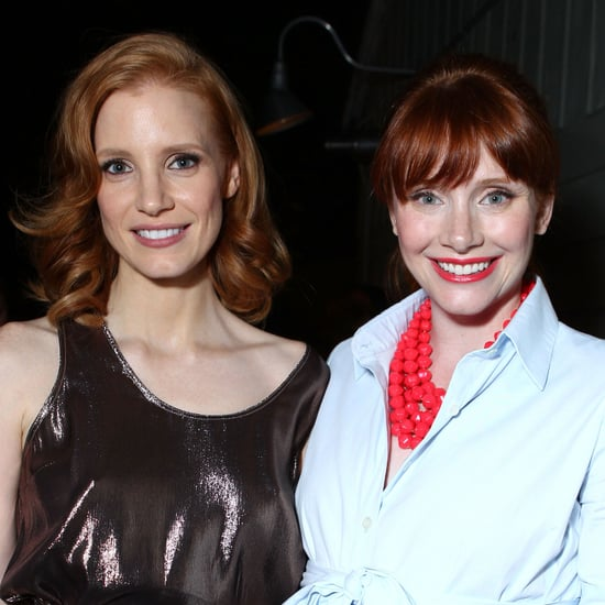 Bryce Dallas Howard Pregnant Pictures at TIFF
