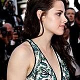 Kristen Stewart attended the On the Road premiere in Cannes.