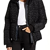 Mackage Mely-N Genuine Shearling Trim 800 Fill Power Down Puffer Jacket