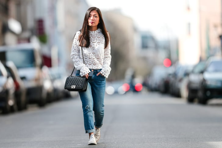 How to Wear Converse Sneakers | POPSUGAR Fashion