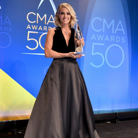 Carrie Underwood at the CMA Awards 2016 Pictures