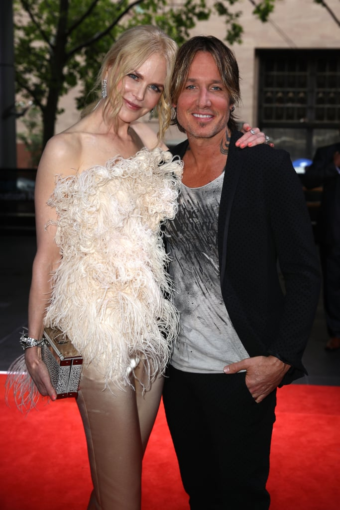 Nicole Kidman Talks About Falling in Love With Keith Urban