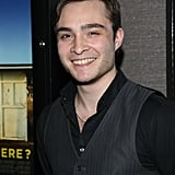 Ed Westwick Premieres in NYC