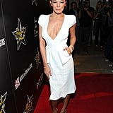 LeAnn Rimes attended at a Hollywood Dominoes event.