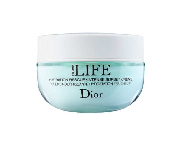 Dior Hydra Life Hydration Rescue Intense Sorbet Creme