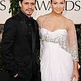 The Marc Anthony Engagement Ring