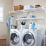 EZ Shelf Expandable Laundry Room Organizer