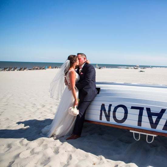 Summer Jersey Shore Wedding