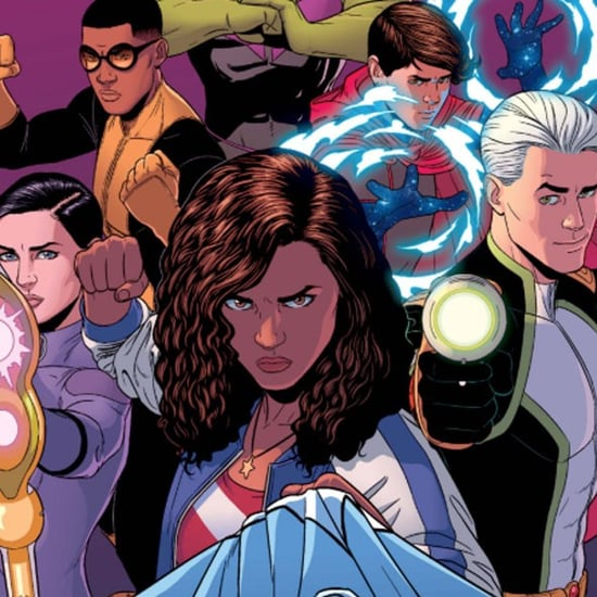 Who Are the Young Avengers?