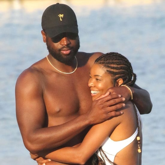 Gabrielle Union and Dwyane Wade Holiday Pictures