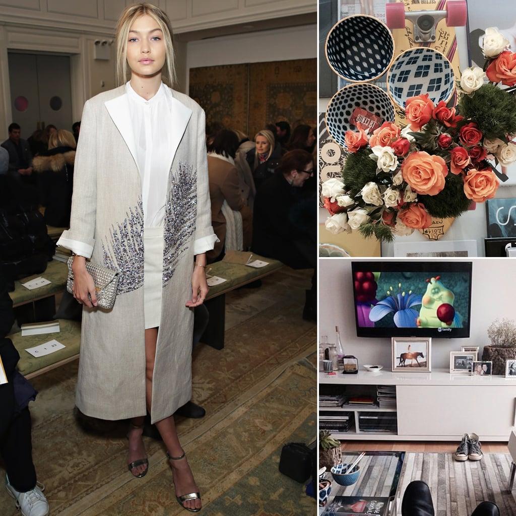 Gigi Hadid's New York Apartment