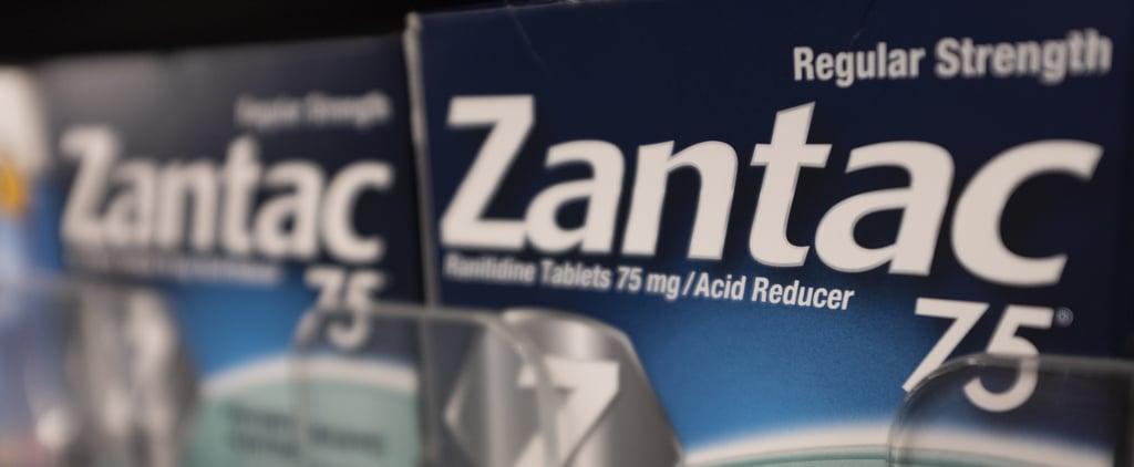 FDA Pulls Zantac From Shelves Over NDMA Concerns