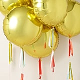 Gold Foil Balloon Kit