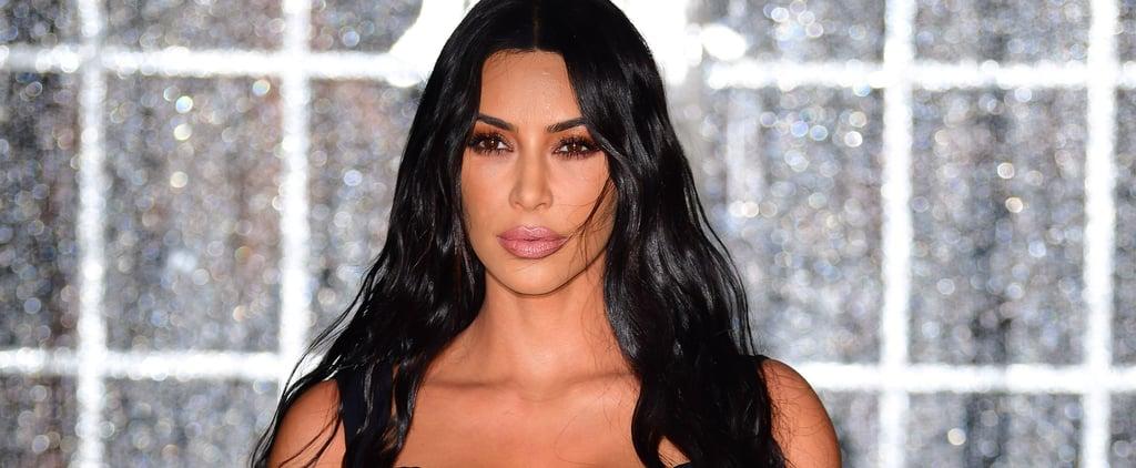 Kim Kardashian Blunt Bob Haircut 2019