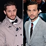 Tom Hardy and Logan Marshall-Green