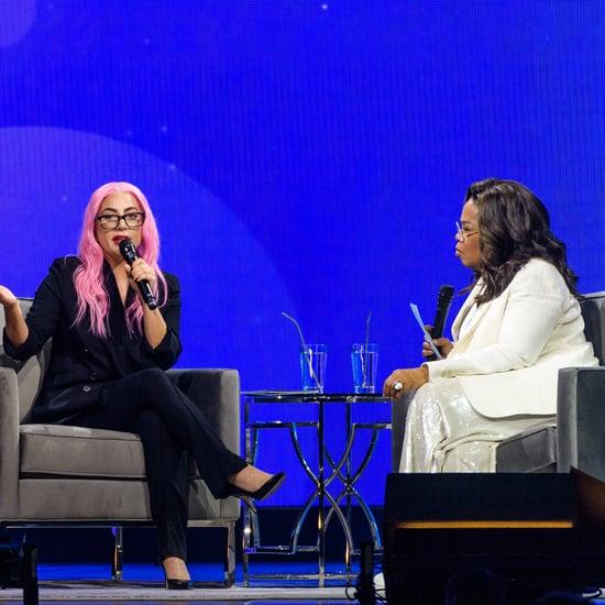 Lady Gaga Joins Oprah on Her 2020 Vision Speaking Tour