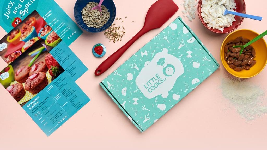 Little Cooks Co. Baking Subscription Box