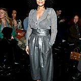 Tracee Ellis Ross at Marc Jacobs Fall 2019