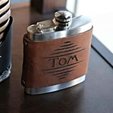 Holtz Leather Co. Hatch Fine Leather Flask Wrap