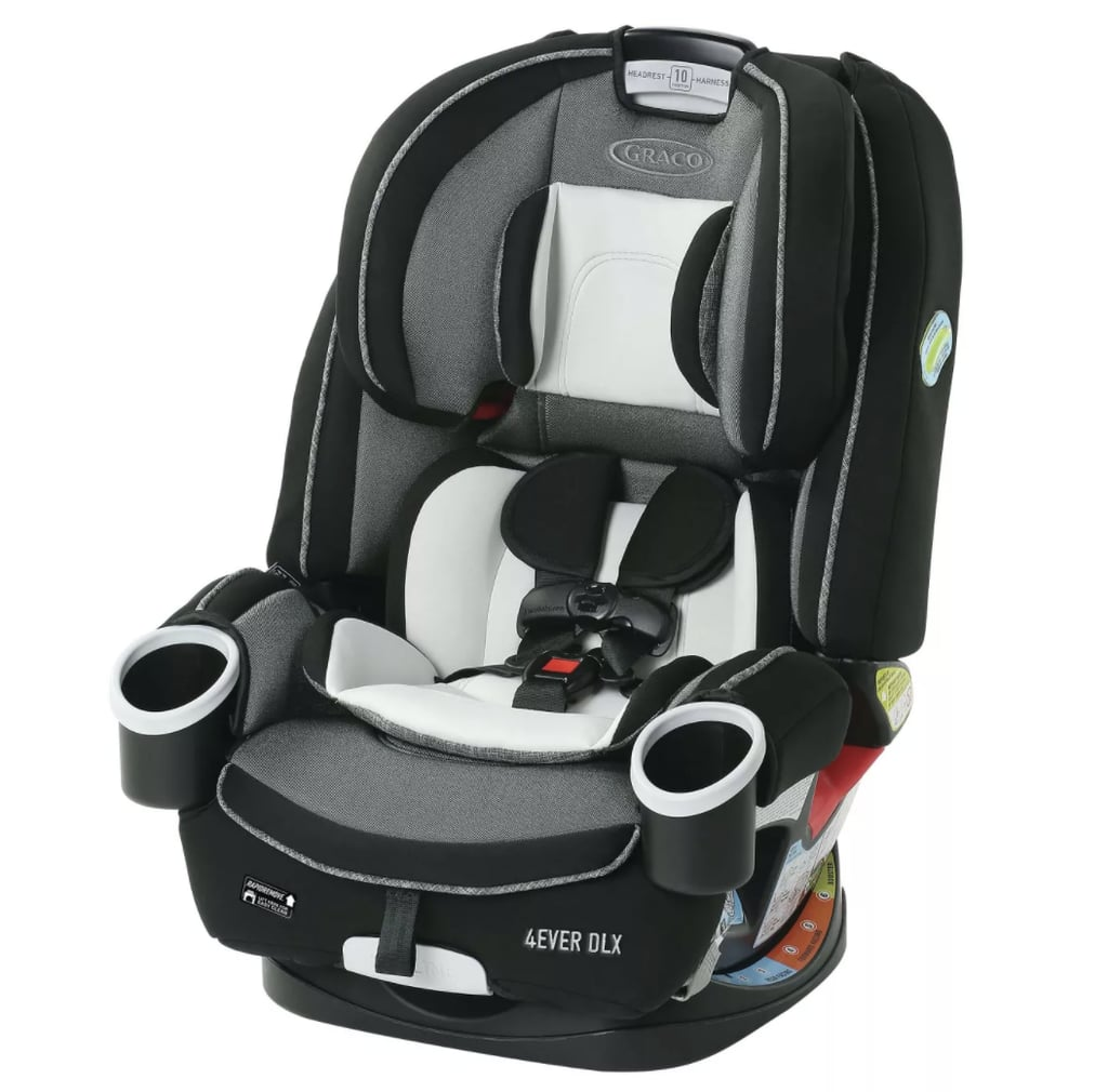 Purchase a car seat that lasts beyond infancy