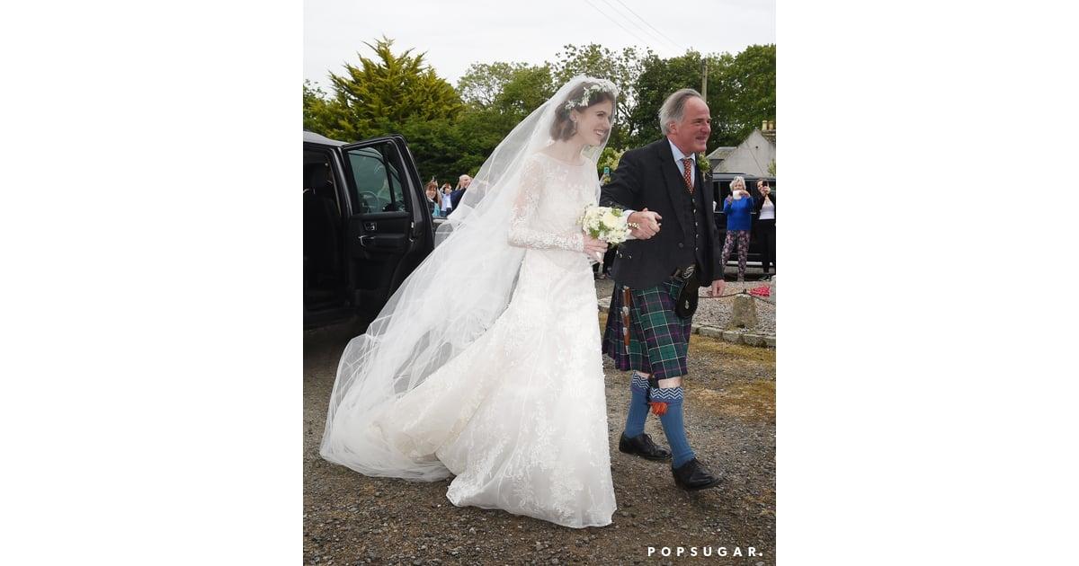 Kit Harington and Rose Leslie Wedding Pictures | POPSUGAR Celebrity Photo 26