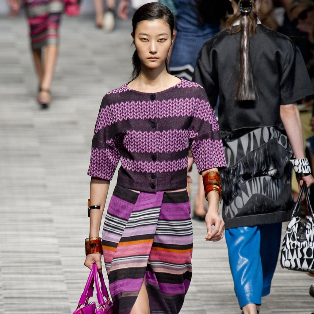 Missoni Spring 2014 Runway Show