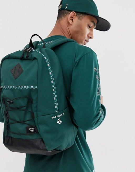 Vans X Harry Potter Slytherin Snag Backpack