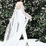 Bridal Trend Spring 2020: Skirt and Cape Veils