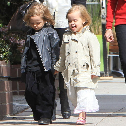 Knox and Vivienne Jolie-Pitt's Birthday