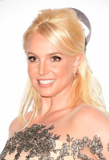 Britney Spears Hair at People's Choice Awards 2014