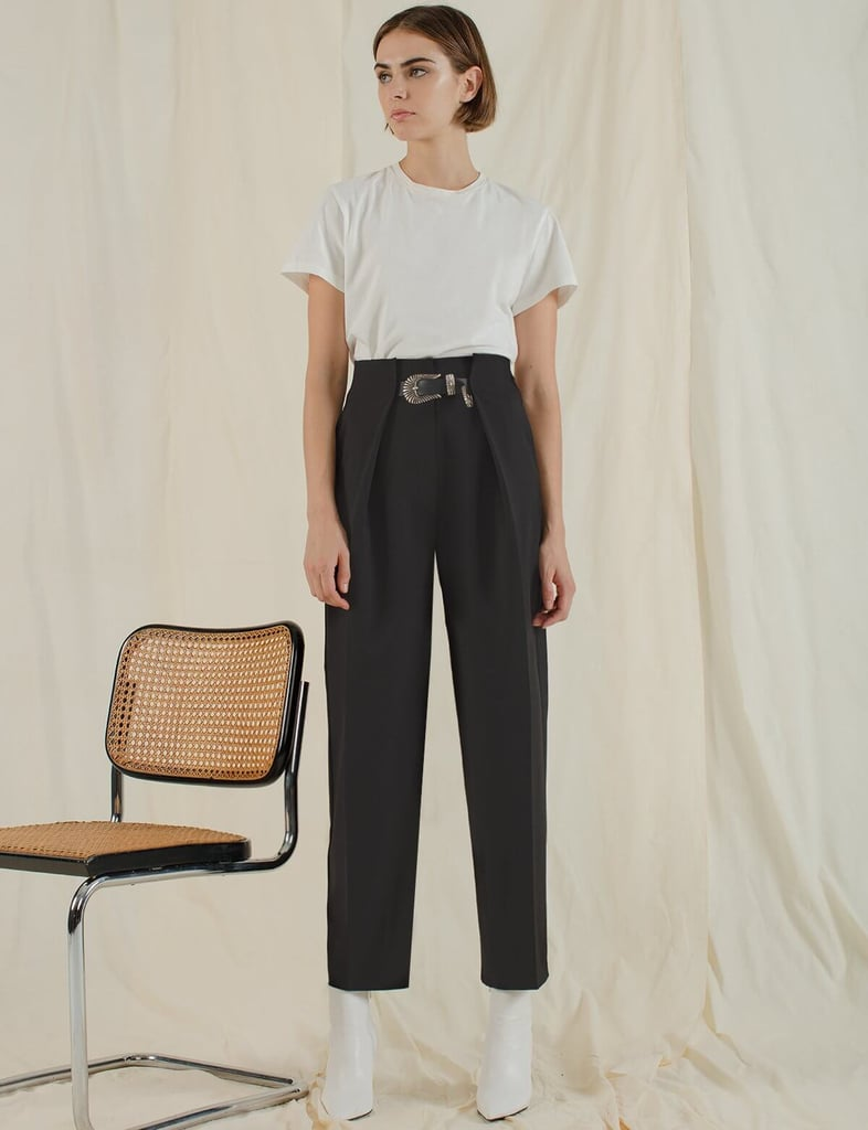 Pixie Market Western Belted Pants