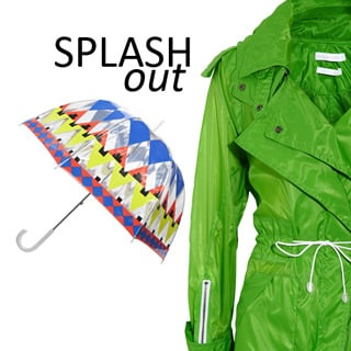Our Top 10 Wet Weather Fashion Picks