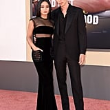 July 2019: Vanessa and Austin Turn Heads at the Premiere of Once Upon a Time in Hollywood