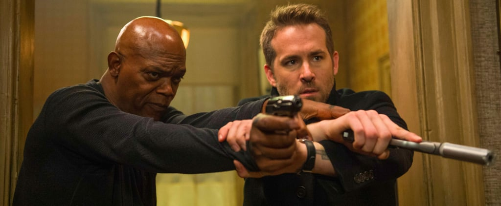Ryan Reynolds and Samuel L. Jackson Attempt Not to Kill Each Other in Their New Movie
