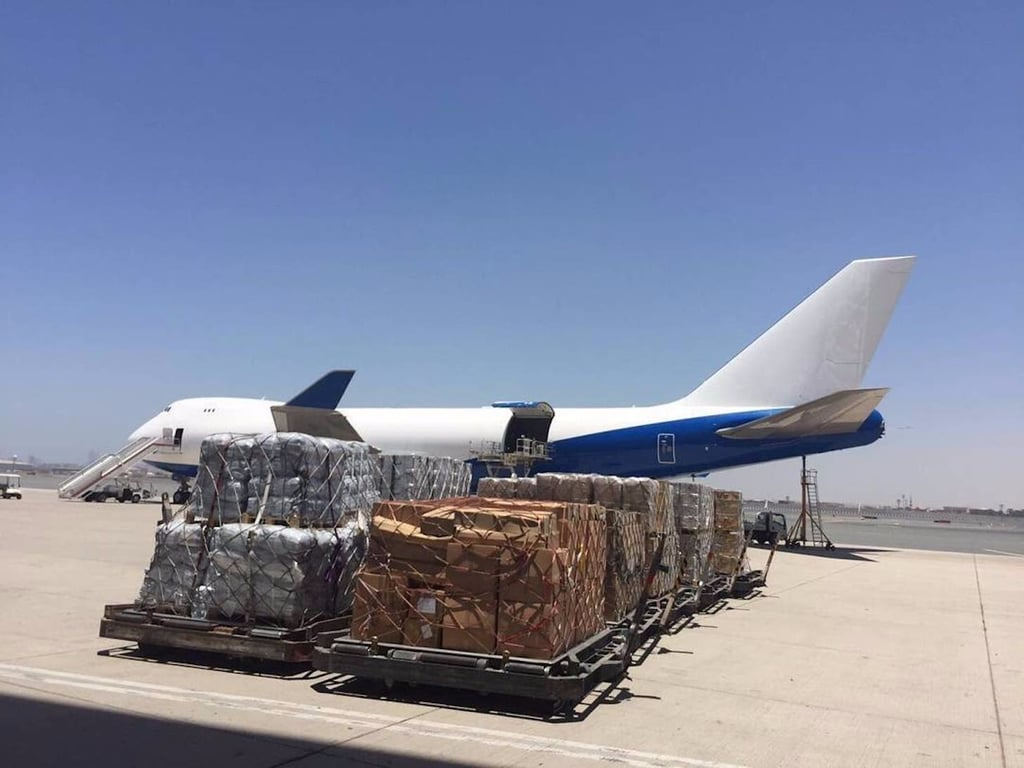 UAE Sends Relief For Sudanese Refugees in Uganda