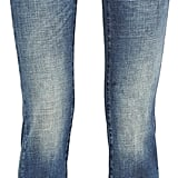 MiH Mid-Rise Distressed Flare Jeans ($295)