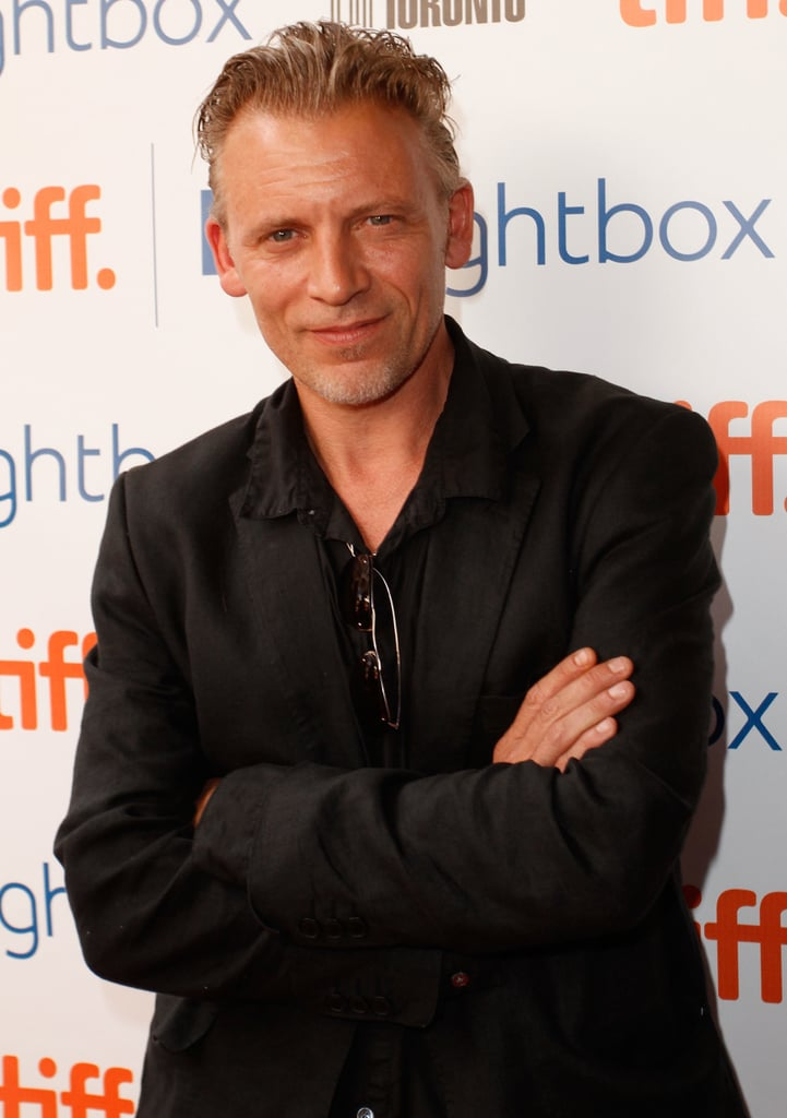 Callum Keith Rennie joined Fifty Shades of Grey. He'll play Ray Steele, Anastasia's stepfather who raised Ana and is now divorced from her mother.
