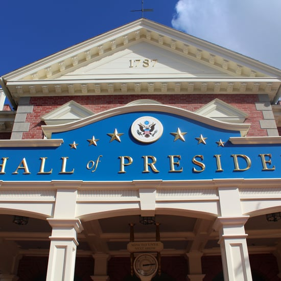 Trump Disney World Hall of Presidents