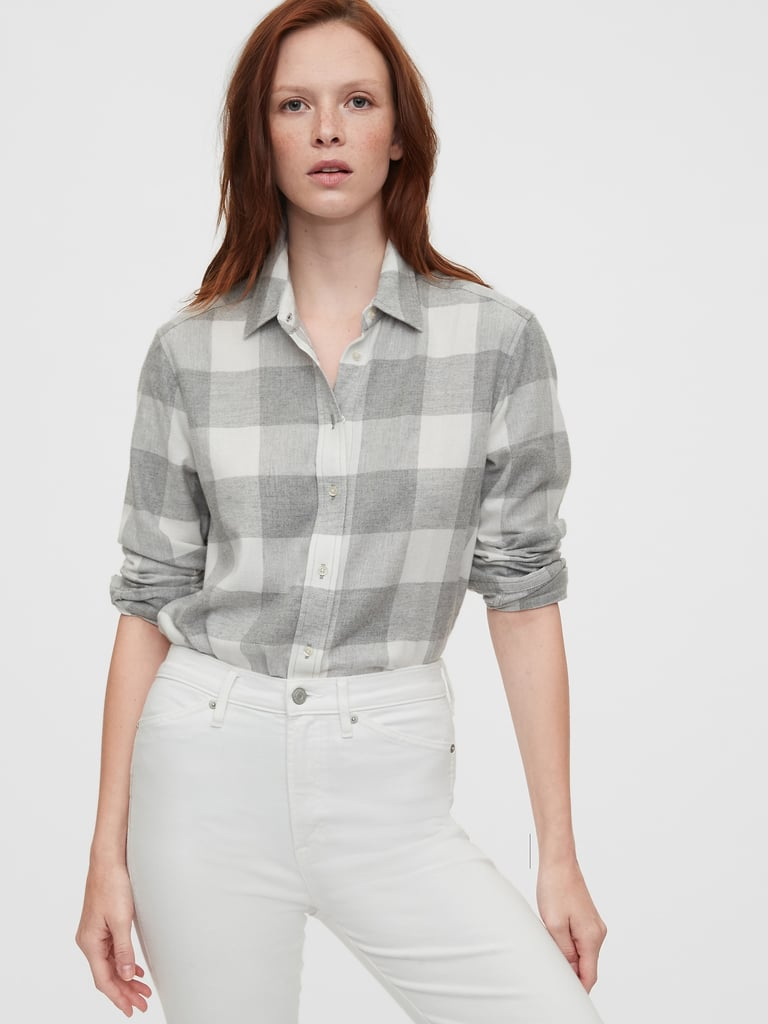 Gap Everyday Flannel Shirt