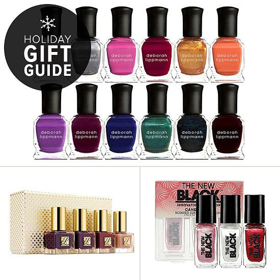 This holiday, there are plenty of gorgeous polish sets ...