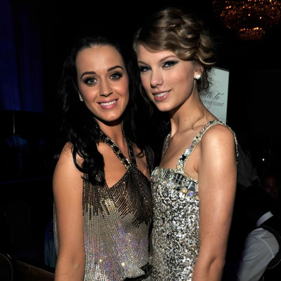 Katy Perry Sends Taylor Swift Olive Branch May 2018