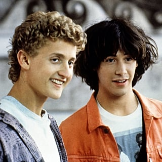 Tweets From Bill and Ted Writer Adding Fan's Father's Name